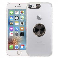 ETUI 3w1 RING 360 IPHONE 7 4.7'' 8 4.7''  TRANSPARENTNY