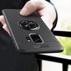 ETUI 3w1 KICKSTAND SAMSUNG S9 G960 CZARNY R2