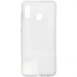 ETUI CLEAR 0.5mm SAMSUNG GALAXY A20 TRANSPARENTNY