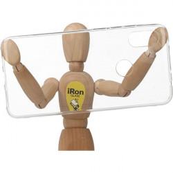 ETUI CLEAR 0.5mm NA TELEFON XIAOMI REDMI NOTE 6 PRO TRANS