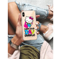 APPLE IPHONE XS MAX  HELLO KITTY WZÓR HK104