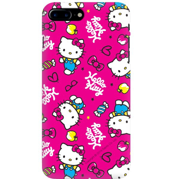 ETUI NA TELEFON APPLE IPHONE 7 PLUS / 8 PLUS  HELLO KITTY WZÓR HK101