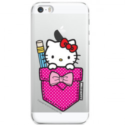 APPLE IPHONE 5 / 5S / SE  HELLO KITTY WZÓR HK112