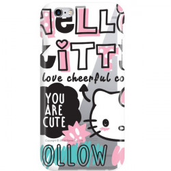 APPLE IPHONE 6 / 6S  HELLO KITTY WZÓR HK126