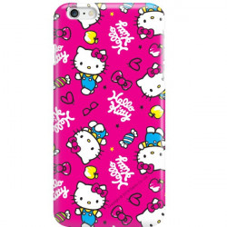 APPLE IPHONE 6 PLUS / 6S PLUS  HELLO KITTY WZÓR HK101