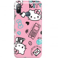 HTC U12 LIFE  HELLO KITTY WZÓR HK128