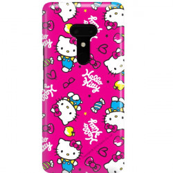 HTC U12 PLUS  HELLO KITTY WZÓR HK101