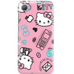 HTC DESIRE 12  HELLO KITTY WZÓR HK128
