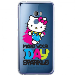 ETUI NA TELEFON HTC U11 PLUS  HELLO KITTY WZÓR HK104