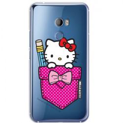 ETUI NA TELEFON HTC U11 PLUS  HELLO KITTY WZÓR HK112