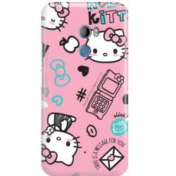 ETUI NA TELEFON HTC U11 PLUS  HELLO KITTY WZÓR HK128