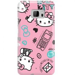 HTC U ULTRA  HELLO KITTY WZÓR HK128