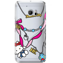ETUI NA TELEFON HTC 10  HELLO KITTY WZÓR HK110
