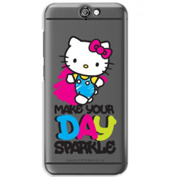 ETUI NA TELEFON HTC ONE A9  HELLO KITTY WZÓR HK104