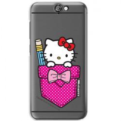 ETUI NA TELEFON HTC ONE A9  HELLO KITTY WZÓR HK112