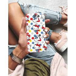 ETUI NA TELEFON HTC ONE A9  HELLO KITTY WZÓR HK119