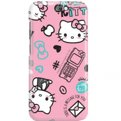 ETUI NA TELEFON HTC ONE A9  HELLO KITTY WZÓR HK128