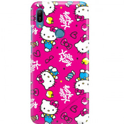 HUAWEI Y6 2019  HELLO KITTY WZÓR HK101