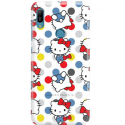 HUAWEI Y6 2019  HELLO KITTY WZÓR HK119
