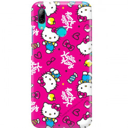 HUAWEI Y7 2019  HELLO KITTY WZÓR HK101