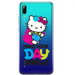 HUAWEI Y7 2019  HELLO KITTY WZÓR HK104