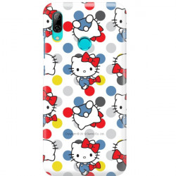 HUAWEI Y7 2019  HELLO KITTY WZÓR HK119