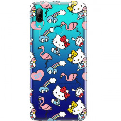 HUAWEI Y7 2019  HELLO KITTY WZÓR HK132