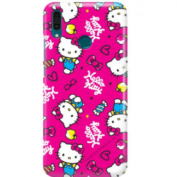 HUAWEI Y9 2019  HELLO KITTY WZÓR HK101