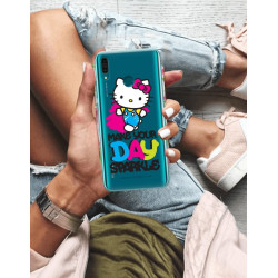 HUAWEI Y9 2019  HELLO KITTY WZÓR HK110