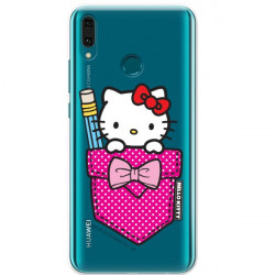 HUAWEI Y9 2019  HELLO KITTY WZÓR HK112
