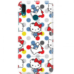 HUAWEI Y9 2019  HELLO KITTY WZÓR HK119