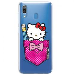 ETUI NA TELEFON SAMSUNG GALAXY A30  HELLO KITTY WZÓR HK112