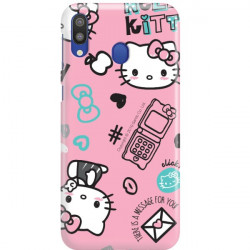 SAMSUNG GALAXY M20  HELLO KITTY WZÓR HK128