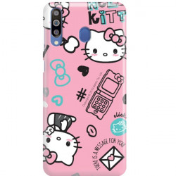 SAMSUNG GALAXY M30  HELLO KITTY WZÓR HK128