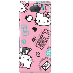 SONY XPERIA XA3  HELLO KITTY WZÓR HK128