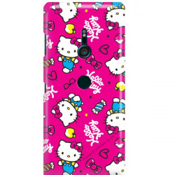 SONY XPERIA XZ3  HELLO KITTY WZÓR HK101