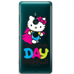 SONY XPERIA XZ3  HELLO KITTY WZÓR HK104