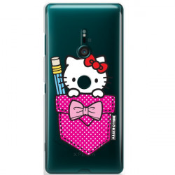 SONY XPERIA XZ3  HELLO KITTY WZÓR HK112