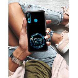 ETUI NA TELEFON HUAWEI NOVA 4 NEON MIENIĄCE SIĘ ZLJ160
