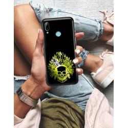 ETUI NA TELEFON HUAWEI P SMART 2019 NEON MIENIĄCE SIĘ ZLI120