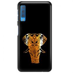 ETUI NA TELEFON SAMSUNG GALAXY A7 2018 NEON MIENIĄCE SIĘ ZLC112