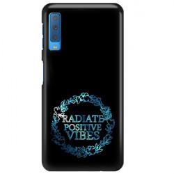 ETUI NA TELEFON SAMSUNG GALAXY A7 2018 NEON MIENIĄCE SIĘ ZLJ160