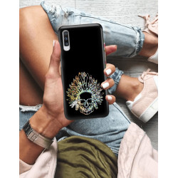 ETUI NA TELEFON SAMSUNG GALAXY A70 NEON MIENIĄCE SIĘ ZLN120
