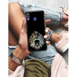 ETUI NA TELEFON SAMSUNG GALAXY M10 NEON MIENIĄCE SIĘ ZLN120