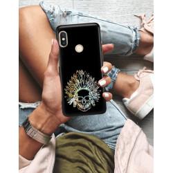 ETUI NA TELEFON XIAOMI REDMI NOTE 5 CAMERA NEON MIENIĄCE SIĘ ZLN120