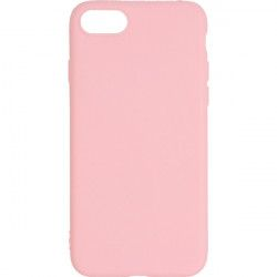 ETUI GUMA SMOOTH IPHONE 7 4.7'' 8 4.7'' RÓŻOWY