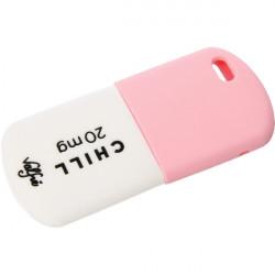 ETUI 3D CHILL 20 mg IPHONE 6 4,7'' RÓŻOWY