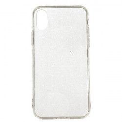 IRON CASE ETUI NA TELEFON IPHONE X / XS TRANSPARENTNY