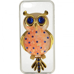 ETUI LIQUID OWL IPHONE 5G POMARAŃCZOWY