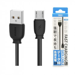 KABEL USB REMAX RC-134 MICRO USB CZARNY